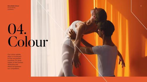 Mosa Ballet School : Air s'invite dans la danse.