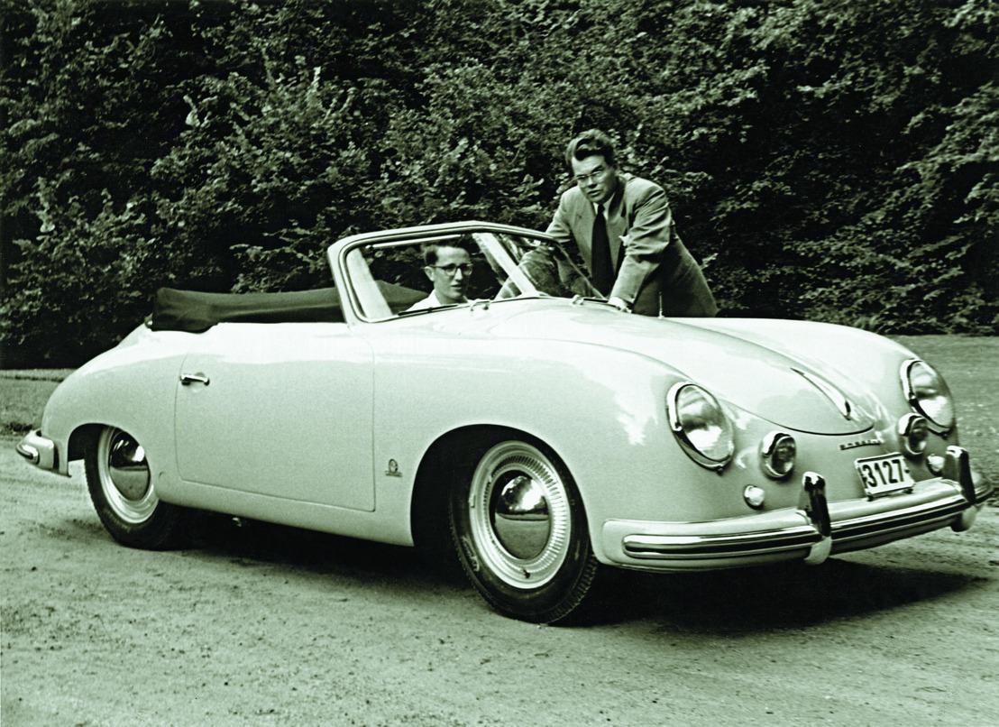 Van 1 juli t/m 30 augustus 2020 « Porsche 356 - 70 Years » … in the spotlight