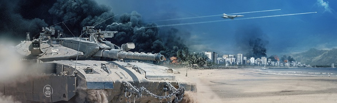 ARMORED WARFARE EXPANSION CARIBBEAN CRISIS AVAILABLE TODAY