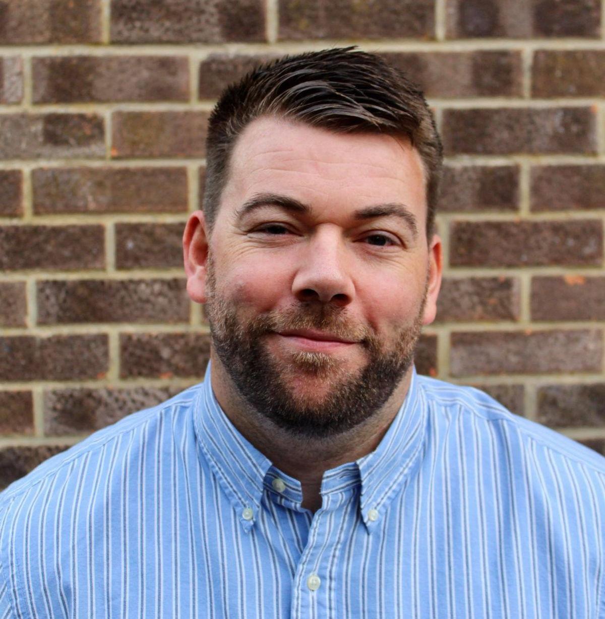 Уоррен Лінкольн, спеціаліст із розвитку бізнесу WePlay Esports. Фото: WePlay Esports