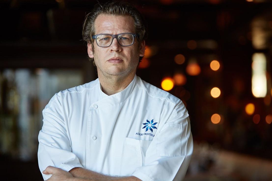 Alexis Bostelmann, chef corporativo de Vidanta, formó parte del jurado en Cocinero del Año