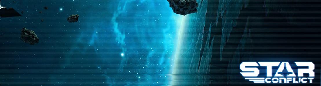 Star Conflict est désormais disponible sur la plateforme Arc de Perfect World.