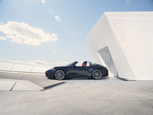 Het stijlicoon onder de 911-modellen gaat zijn achtste generatie in