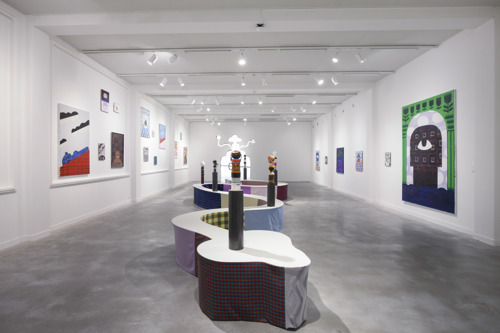 M invites the public to visit the museum virtually
