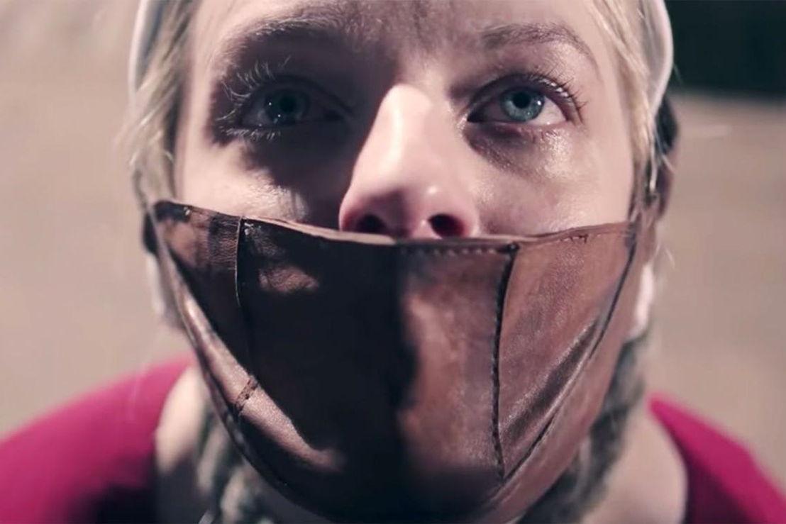 The Handmaid's Tale: Offred (Elisabeth Moss) - (c) Hulu
