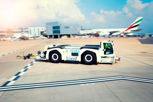 ISAGO registration for dnata London Heathrow highlights uncompromising focus on safety & security