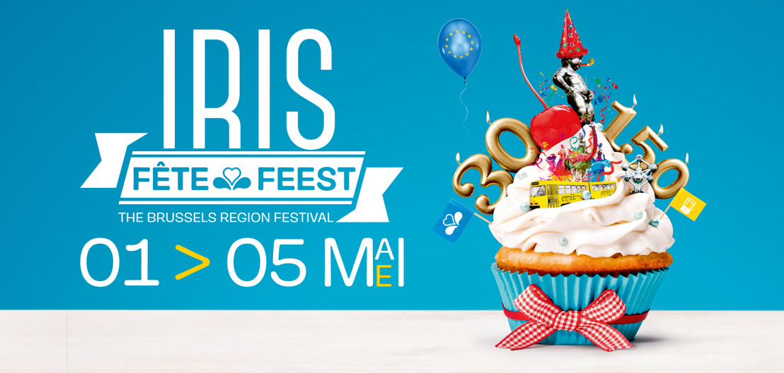 Iris Festival 2019 & 150 years of the tram in Brussels