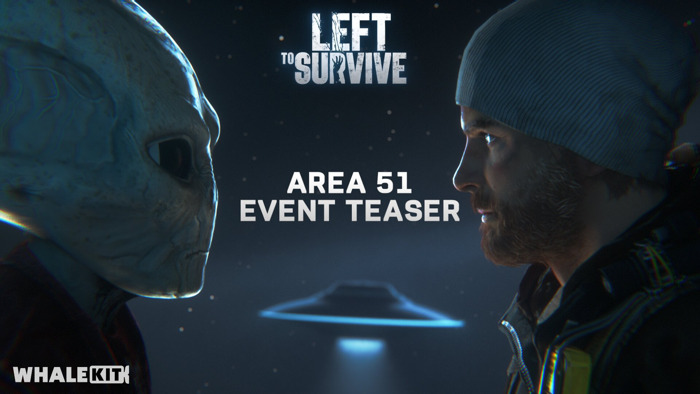 STORM AREA 51 IN LEFT TO SURVIVE AND STOP ALL THE ALIENS!