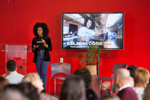 Black History Month: Employees Support YWCA, Participate in Lunch and Learn