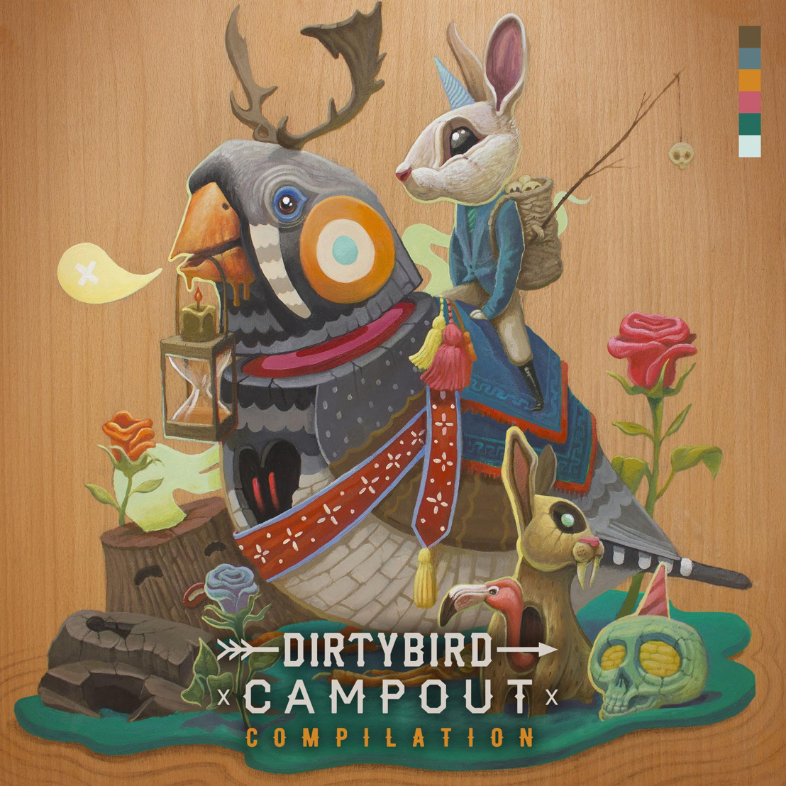 Dirtybird Releases West Coast Campout Compilation