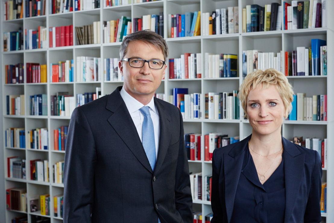 Dr. Maximilian Hugendubel, Nina Hugendubel