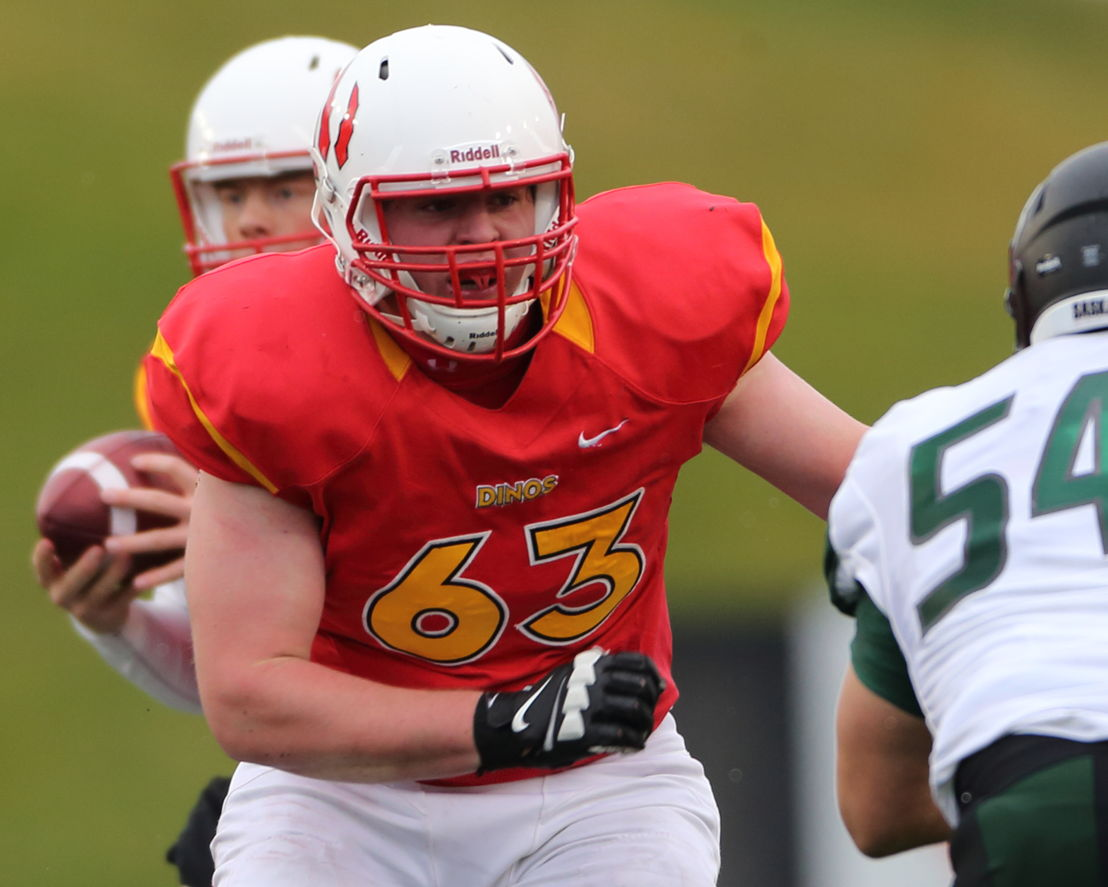 No. 5 OL Darius Ciraco Calgary (Photo Credit: David Moll/University of Calgary)
