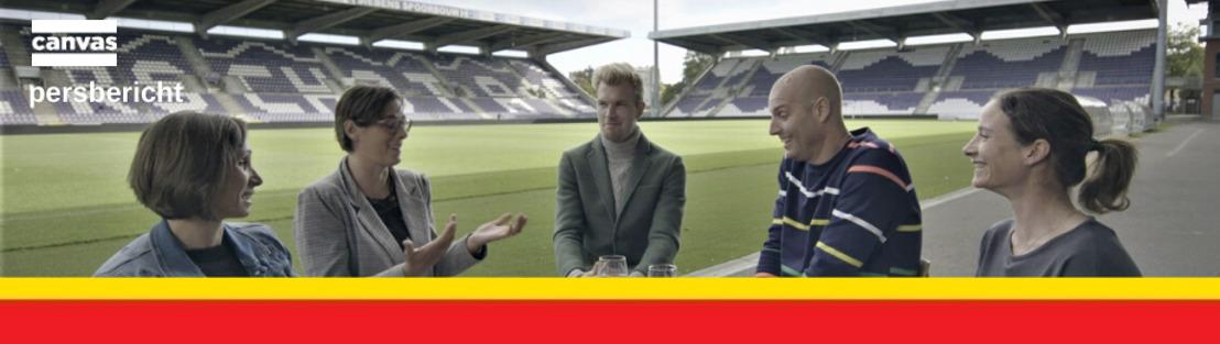De kleedkamer V: Ruben Van Gucht ontmoet Olympische helden