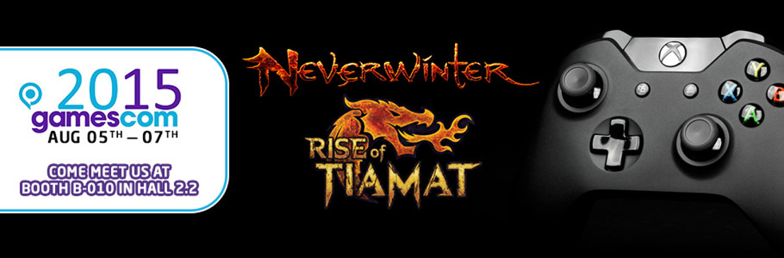 Neverwinter: Rise of Tiamat available for Xbox One
