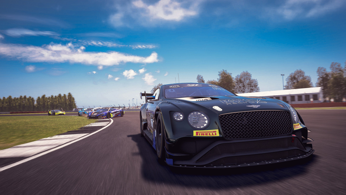 BENTLEY WINS THE OPENING ROUND OF THE SRO E-SPORT GT SERIES