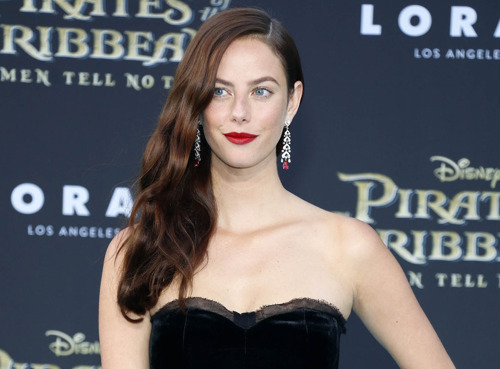 Pirates of the Caribbean-ster Kaya Scodelario komt naar FACTS
