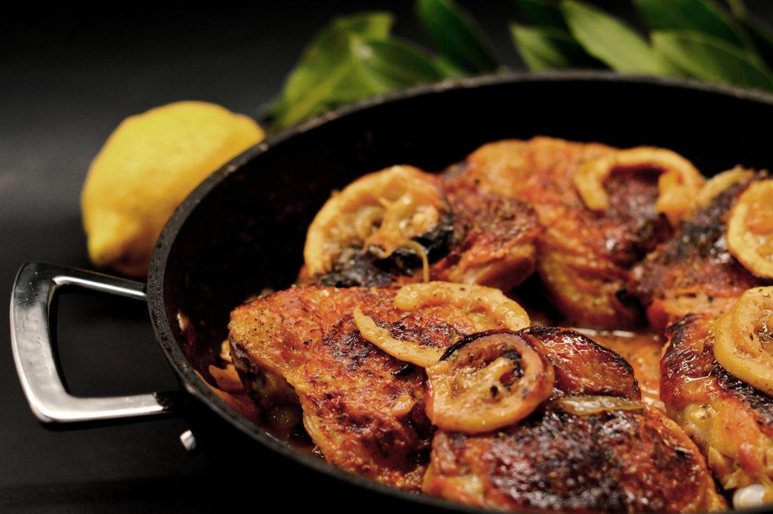 Ricetta della Food Blogger Ada Parisi_pollo e limone