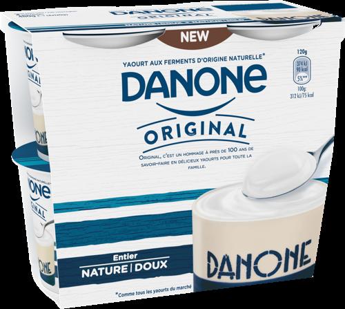 Danone retourne à l'essence du yaourt et invite à redécouvrir le goût du bon