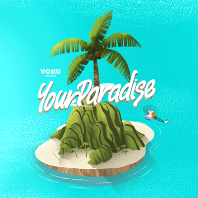 Your Paradise press room Logo