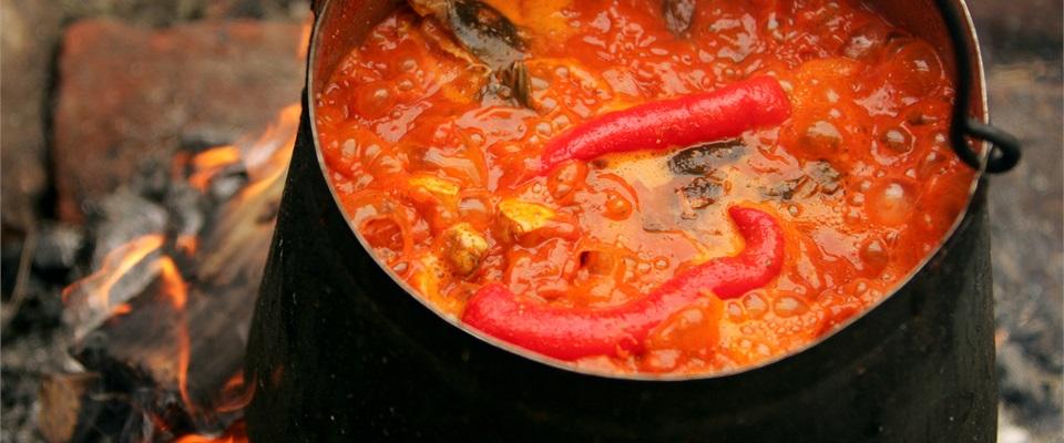 Gastronomie Slavonija