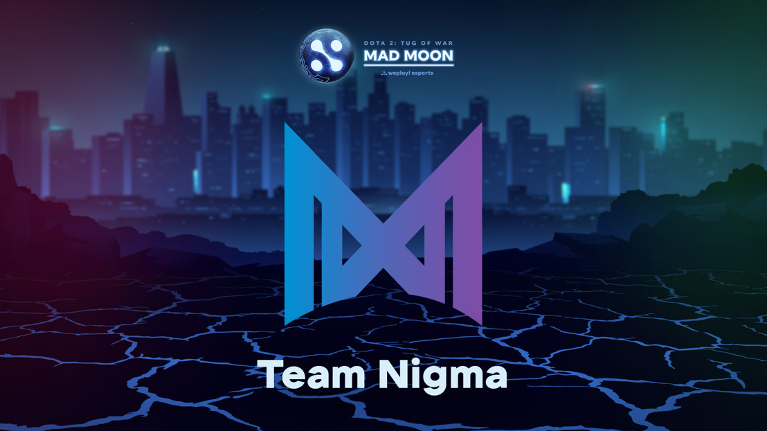 Team Nigma выступит на WePlay! Mad Moon