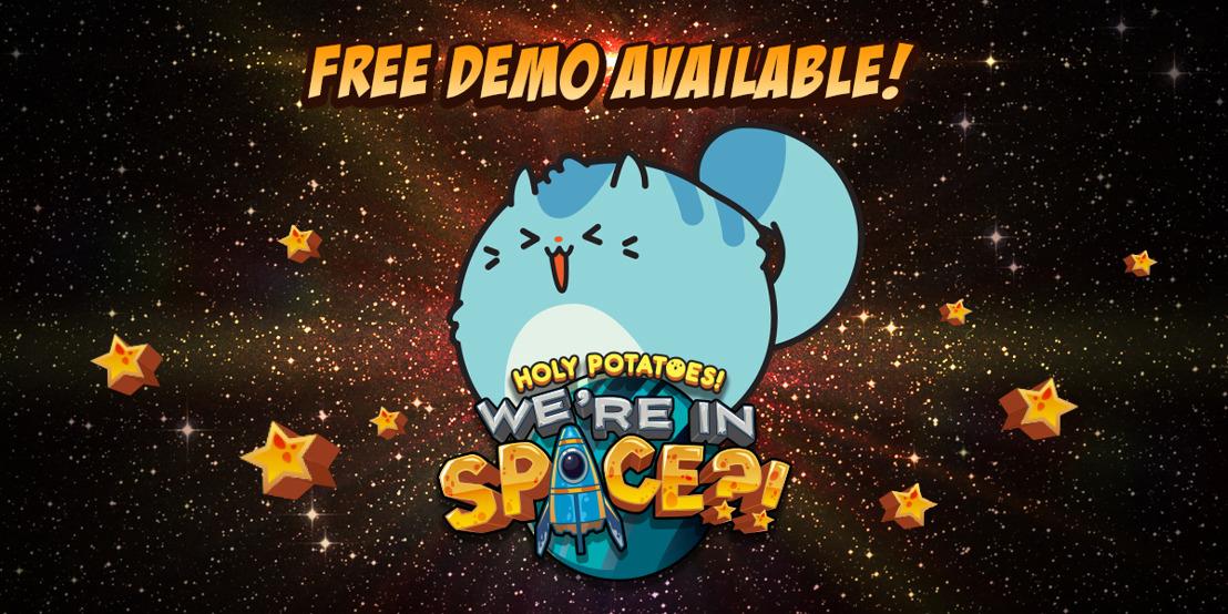 Holy Potatoes! We're in Space?! jetzt mit kostenloser Demo