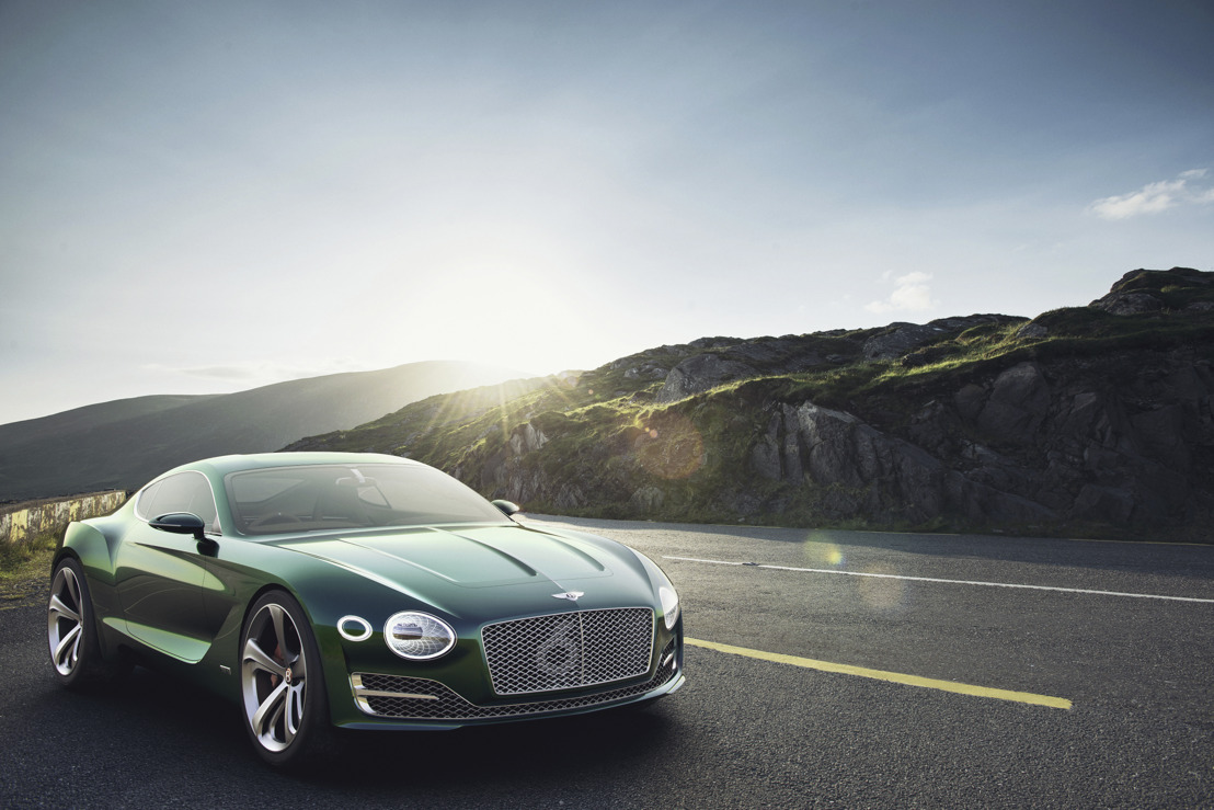 EXP 10 Speed 6: toekomstvisie van Bentley op design en performantie