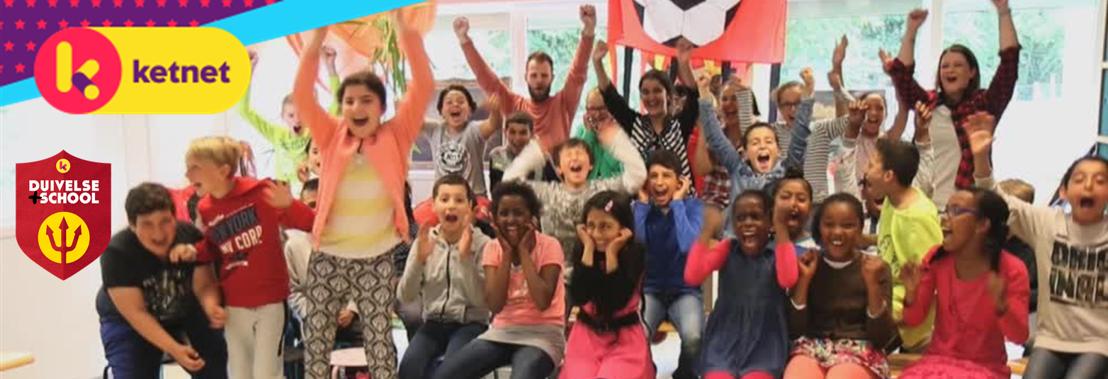 VIDEO | Deze 5 scholen krijgen vrijdag 3 juni bezoek van de Rode Duivels