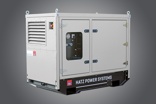 Hatz Systems presents forward-looking power packs