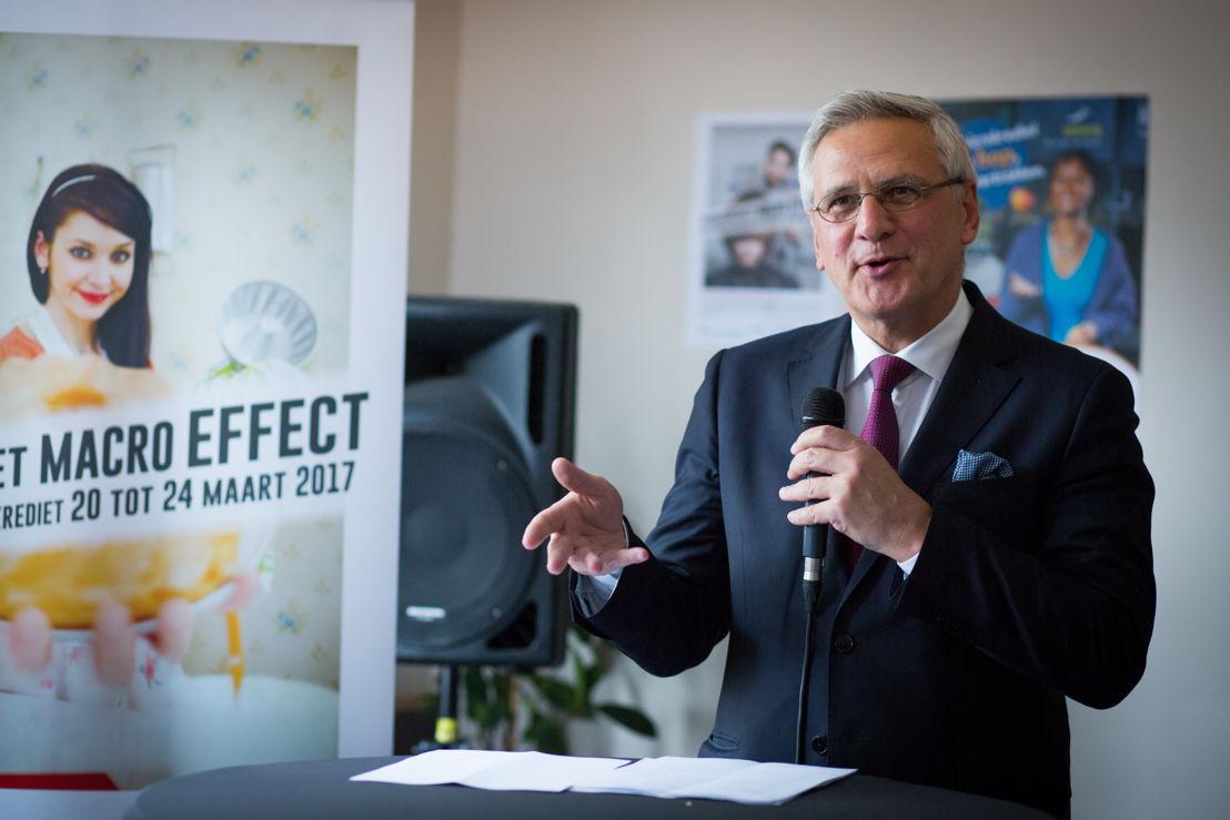 Kris Peeters, Vice-eersteminister en Minister van Werk