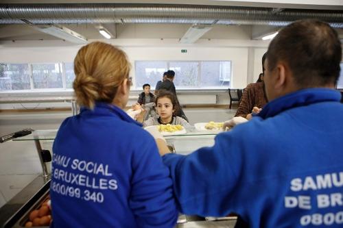 Actualité | Un centre d'accueil à Koekelberg