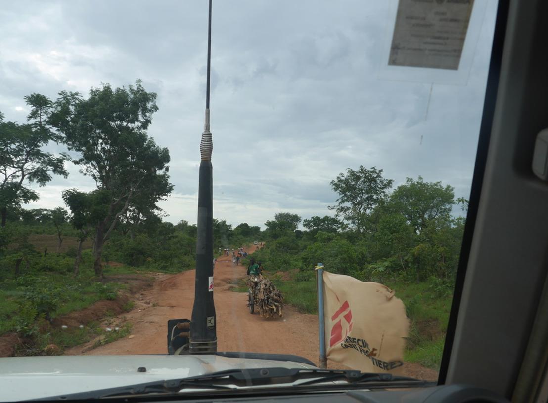 MSF y Missing Maps celebran un mapatón humanitario para poner en el mapa áreas remotas de la República Centroafricana