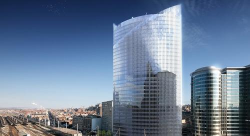 La Silver Tower devient l'Iris Tower
