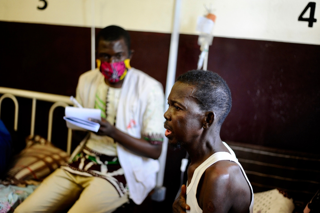A critical HIV situation in Central African Republic