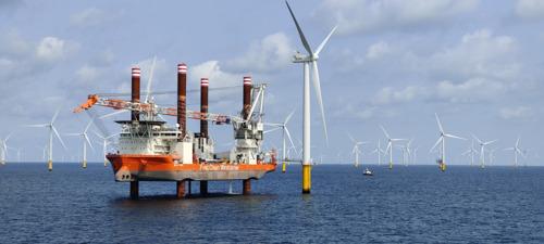 AI controls wind farms