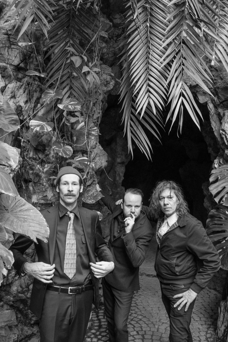 Vaast Colson, Dennis Tyfus en Peter Fengler (c) Charlie De Keersmaecker