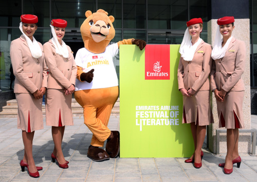 Emirates Celebrates 10 years of the Emirates Airline Festival of Literature