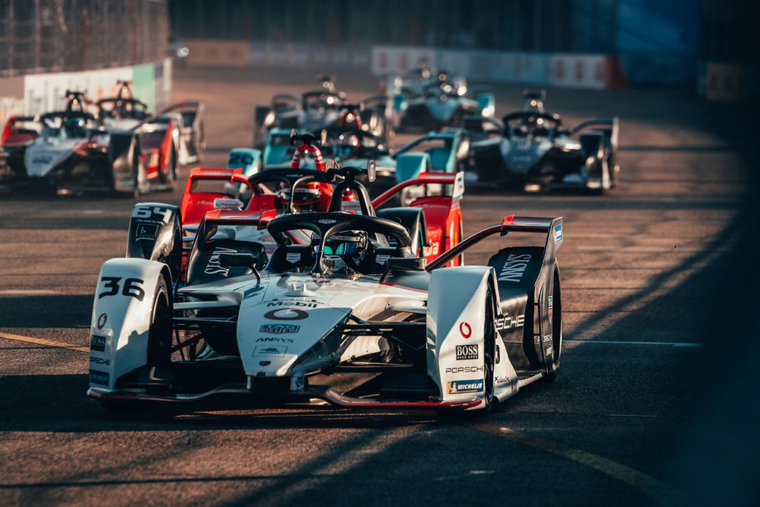 Berlin E-Prix, Race 7 of the ABB FIA Formula E Championship 2019/2020