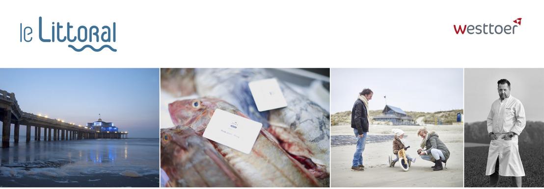 'Les saveurs du Littoral' soutient les pêcheurs belges