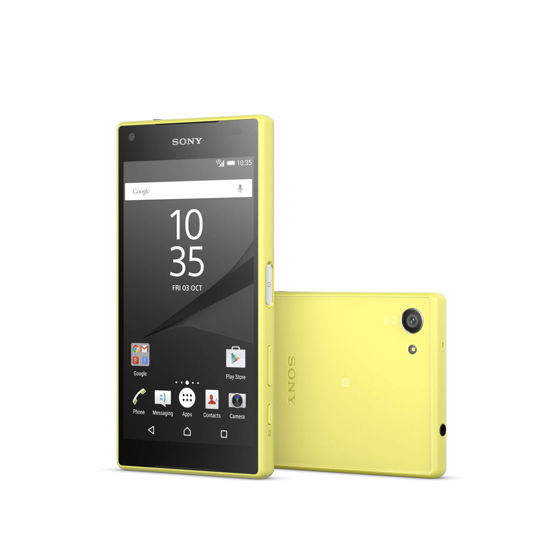 Z5 Compact Yellow