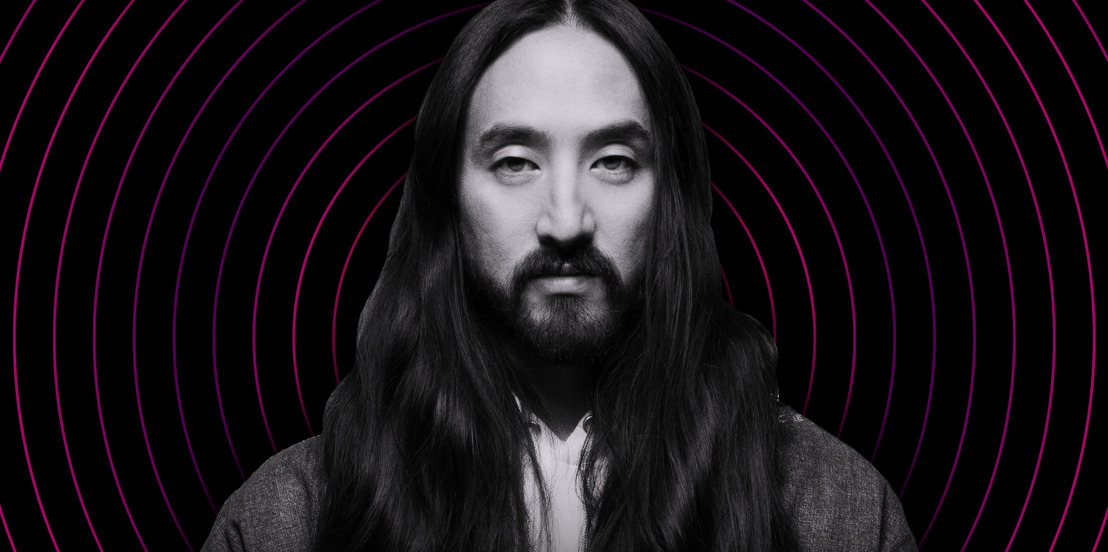 Steve Aoki brings the heat to One World Radio with first Tomorrowland Friendship Mix