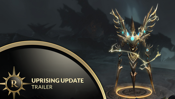 UPRISING UPDATE FOR REVELATION ONLINE INCREASES LEVEL CAP TO 79