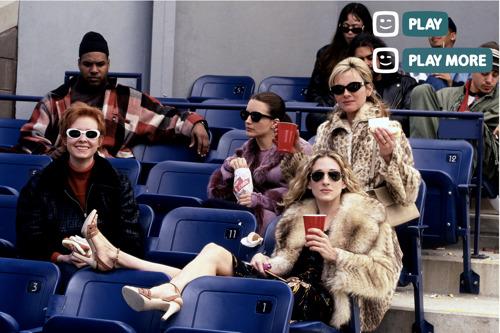 Maak je klaar om te bingen: comeback van Sex and the City bij Play van Telenet