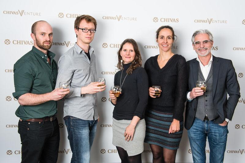 Les finalistes de l'édition 2018