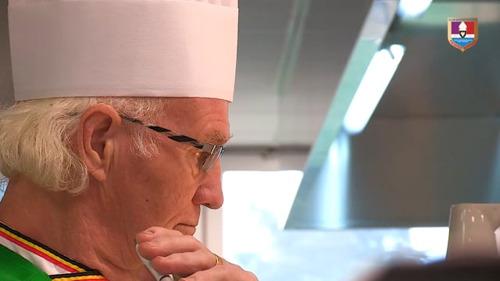 """Les 5 finalistes du concours d'excellence professionnelle """"Premier Cuisinier de Belgique 2021"""" sont connus"""