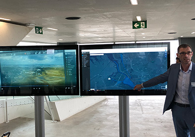 SAFIR consortium demonstrates viable drone traffic in Port of Antwerp