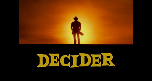 DECIDER — The new video from The Imbeciles