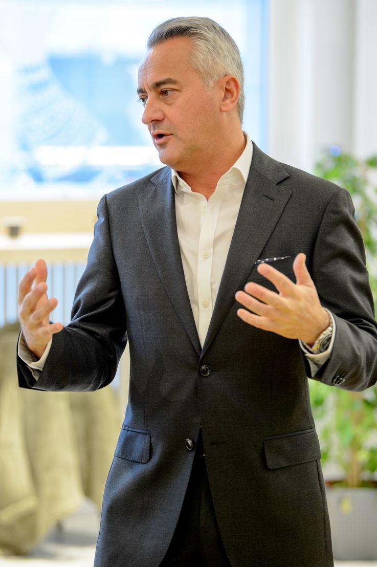 Gerald Demortier, VP Retail Telenet