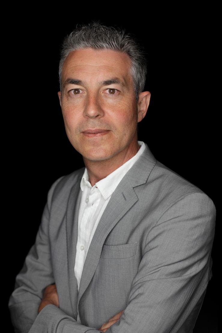Guy Weyns, de nieuwe directeur Marketing & Verkoop van De Lijn.