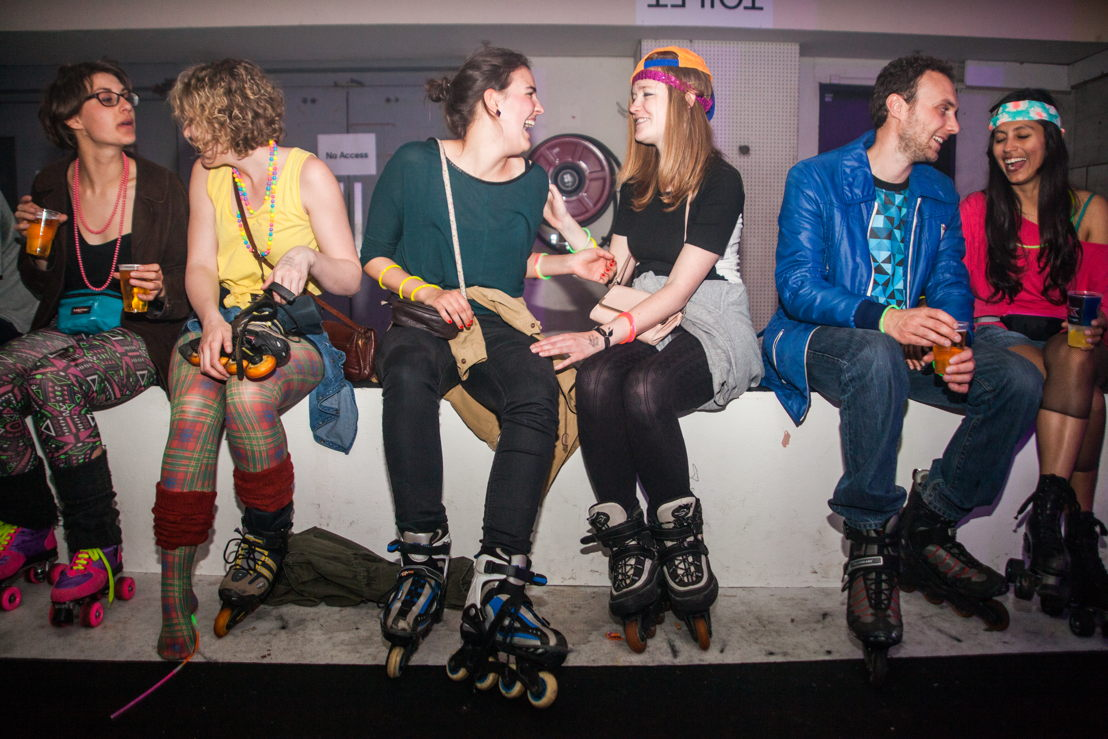 2/05 Rollermadness - foto: Morgane Delfosse